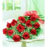 12 rosas de invernadero